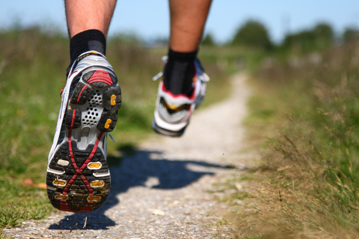 Choosing the correct running shoe